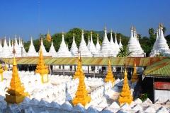 Kuthodaw Paya, Kuthodaw Paya Mandalay travel guide Vietnam