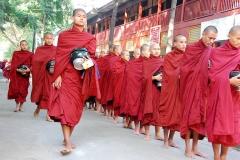 Mahagandaryone Monastery , Mahagandaryone Monastery  Mandalay travel guide Vietnam