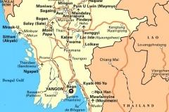 Myanmar Geography
