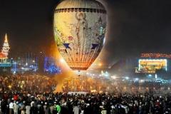 Hot Air Balloons in Taunggyi