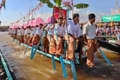 Phaungdaw U Pagoda Festival