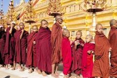Myanmar Theravada Buddhism