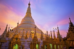 Visit The Shwedagon Paya