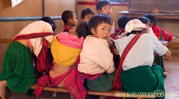 School in Kalaw