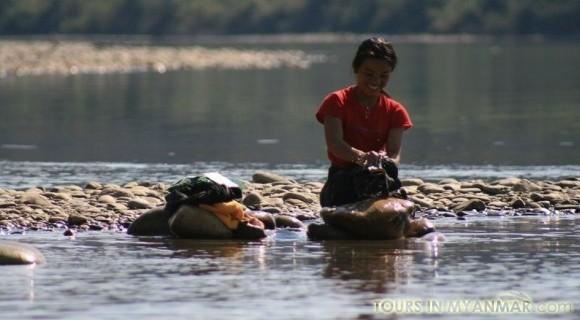 Nam Lang River