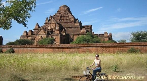 Bagan Biking
