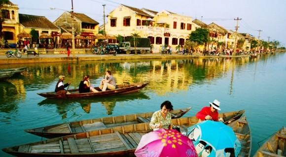 Hoi An Ancient Town in Vietnam