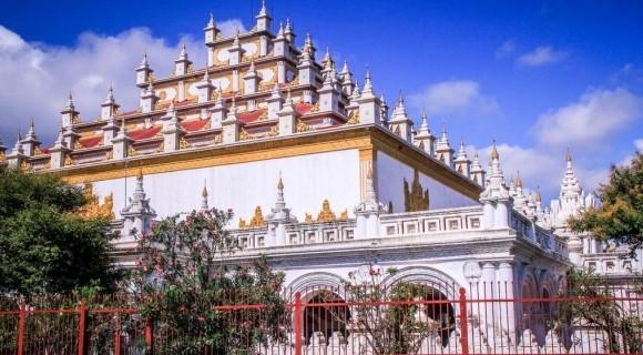 Atumashi Kyaung in Mandalay