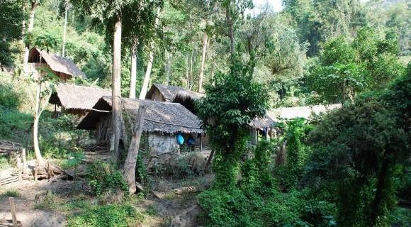 Lisu Village in Putao