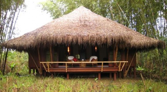 Malikha Lodge in Putao