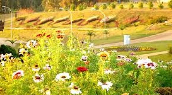 Kandawgyi National Botanical Gardens in Pyin Oo Lwin