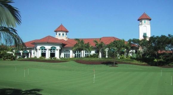 Pun Hlaing Golf Club in Yangon