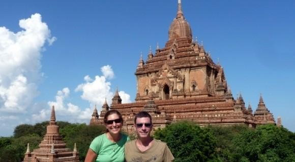 Honeymoon in Bagan