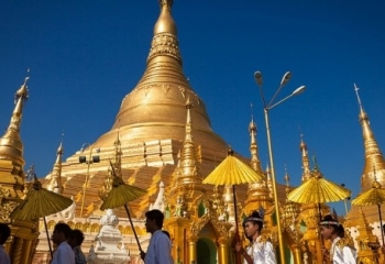 Glorious Myanmar