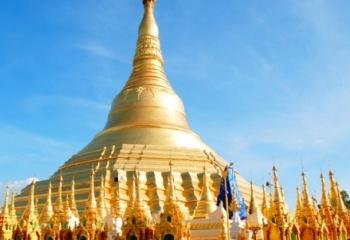Beautiful Yangon City Day Tour