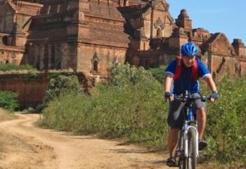Bagan - Mandalay Cycling Tour