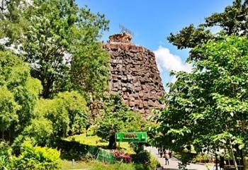Golden land of Yangon
