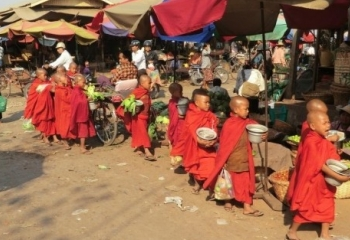 Jade trading in Mandalay