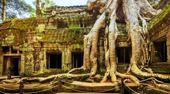 Legendary Cambodia and Myanmar