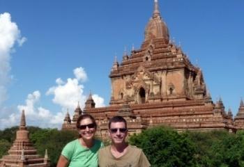 Myanmar Honeymoon Tour
