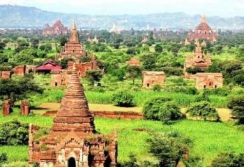 Mystical Land Myanmar