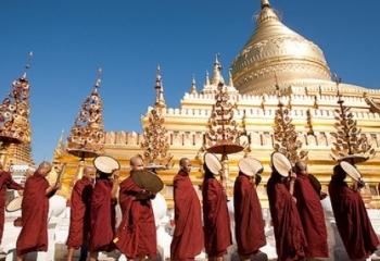 Mysterious Bagan City Tour