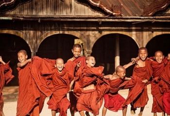 Religious Land of Myanmar