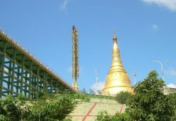 Staggering Naypyidaw Capital