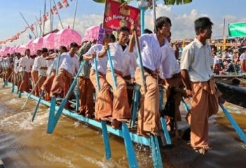 Thadingyut Myanmar Festival