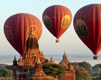 Treasure Land from Mandalay to Bagan