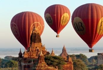 Treasure Land from Mandalay to Bagan